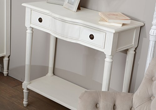 Amadeus Petite Console 1 tiroir + 1 étagère Agathe