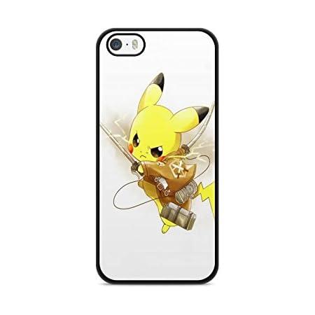 Coque Iphone 5 / 5s / Se Pokemon go Team Pokedex Pikachu Manga Valor Mystic Instinct Case REF11039