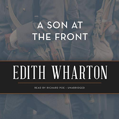 A Son at the Front audiobook cover art