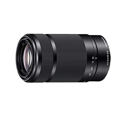 Sony SEL-55210B Obiettivo con Zoom 55-210 mm F4.5-6.3,...