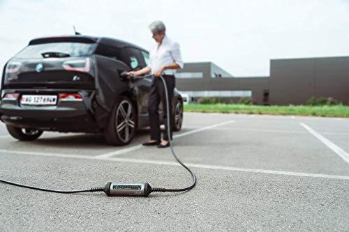 Juice Booster 2 Mobile Ladestation für Elektroauto 22kW / 11kW Wallbox | German Traveller Set | CEE32, CEE16, Camping, Schuko mit Temperaturüberwachung - 5