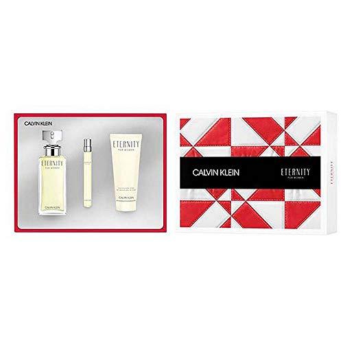 Calvin Klein Calvin Klein Eternity Women Eau De Parfum 100Ml + Leche...