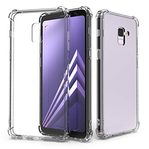 MOELECTRONIX Stoßfest Hülle passend für Samsung Galaxy S10e DuoS SM-G970F/DS | Gummi Schutz Tasche mit verstärkten Kanten | Eck Schutzhülle Silikon Bumper