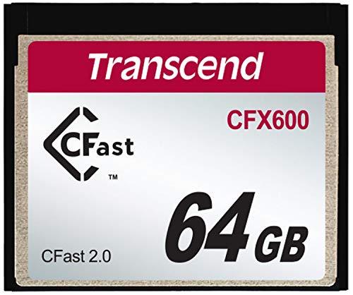 Transcend TS64GCFX600 Cfast CFast