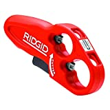 RIDGID 37463 Coupe-tubes pour tuyaux d'évacuation en plastique modèle PTEC 3240, coupe-tubes de 32mm et 40mm