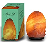MAGIC SALT LIGHTING FOR YOUR SOUL Lámpara de Sal del Himalaya de 4-6kg