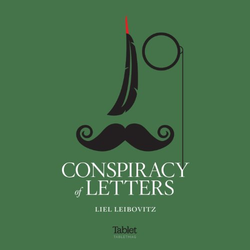 Conspiracy of Letters cover art