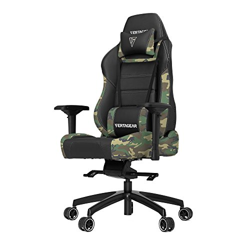 Vertagear PL6000-cm P-Line 6000 Racing Series Gaming Chair review