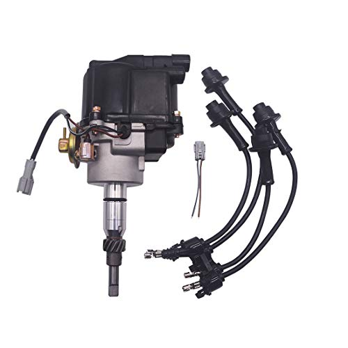 Ignition Distributor 19030-78151-71 190307815171 Replacement for Toyota Forklift 4Y Engine