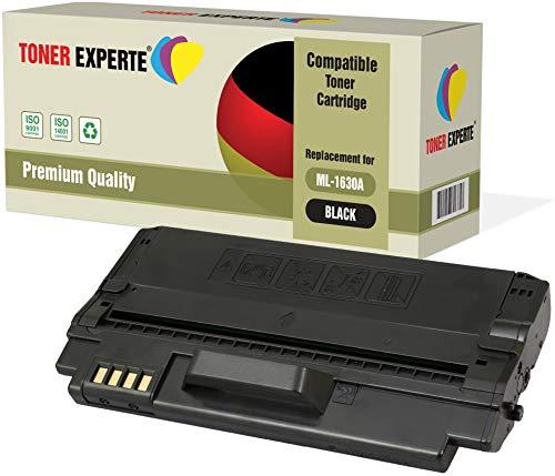 TONER EXPERTE® Compatible ML-D1630A ML-1630A Cartucho de Tóner Láser para Samsung ML-1630, ML-1630W, SCX-4500, SCX-4500W
