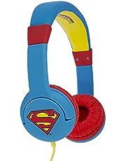 OTL-Cuffie-SUPERMAN -Bambino - Not Machine Specific, blu/rosso
