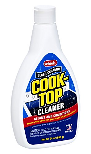 Whink Glass/Ceramic Cook-Top Cleaner