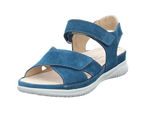 Hartjes Damen Sandaletten Breeze 2 112732-17 blau 804644