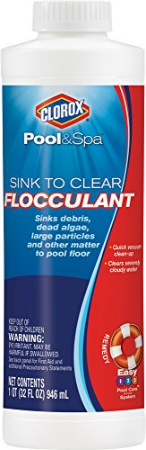 Clorox Pool Flocculent (Floc) Water Clarifier
