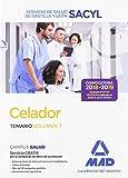 Celador del Servicio de Salud de Castilla y León (SACYL). Temario volumen 1