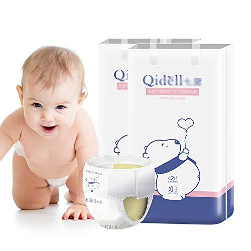 SXJC Protection Pants Baby-Dry Windeln Höschenwindeln Mit Maximalem Schutz(9-19Kg),XXXL