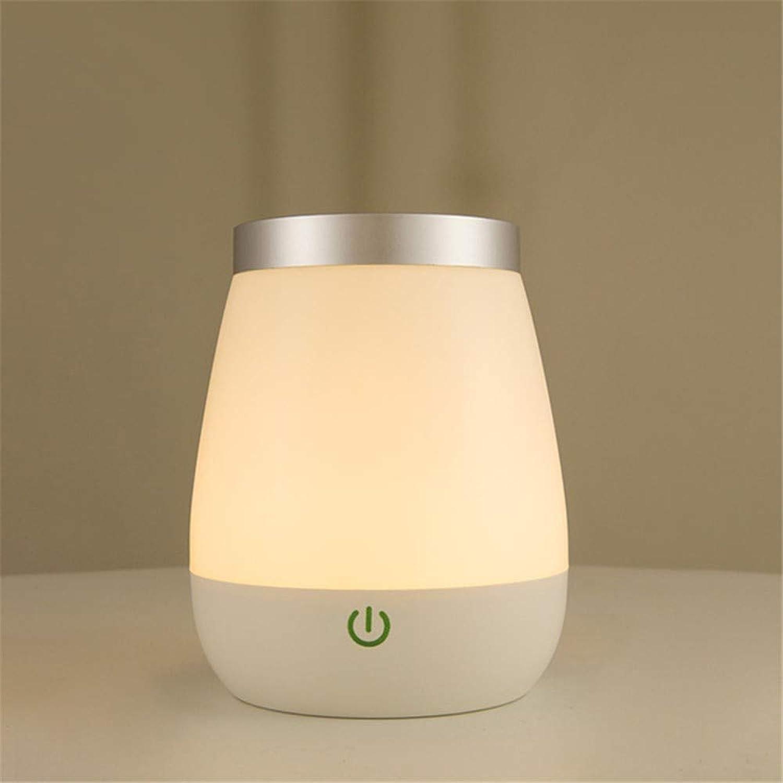 Xiadsk 3D Nachtlicht 11 × 7 × 6 cm LED Nachtlicht Birne USB wiederaufladbare Vintage Schlafzimmer Nachttischlampe Hauptdekoration Lichter - M25