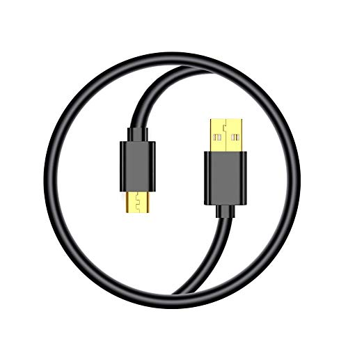 Micro Charging Cable Cord for Bose SoundLink Color I II III, SoundLink Mini 2 II/Revolve Plus Bluetooth Speaker, SoundLink Headphones II AE2W, SoundWear Companion Charger Cord Line