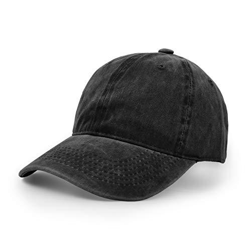 UltraKey Baseball Cap, Cotton Adjustable Sport Outdoor Sun Cap Unisex Hip...