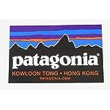 patagonia(パタゴニア) ステッカー KOWLOON TONG 香港 九龍 [並行輸入品]