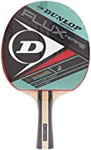 Dunlop Flux Nemesis Table Tennis Racket, Red/Black