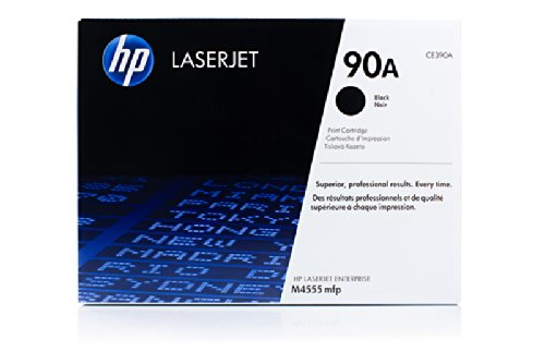 Original HP CE390A / 90A Toner Black für HP Laserjet Enterprise 600 M 602 x