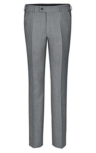 GREIFF Herren-Hose Slim Fit, modern with 37,5, Slim fit, 1327, hellgrau, Größe 106