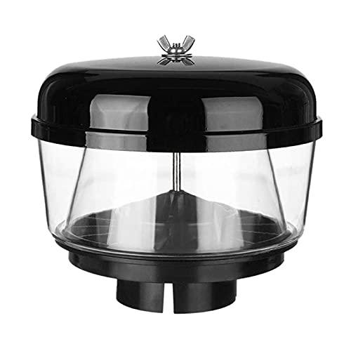 Impetuous Nuevo-3 Pulgada de 77 mm Trampa de Agua Snorkel Head Head Head Playa Pre Limpiador Air Flujo de Aire Coche Snorkel Head Snorkel Ram Sand Cup Fit para Toyota Nissa (Color : 77mm)