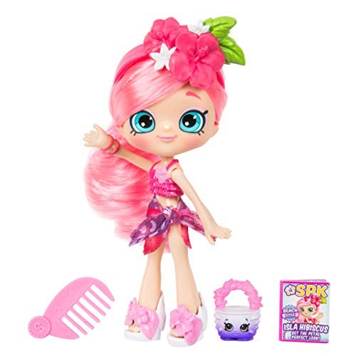 5' Shoppie Doll with Matching Shopkin & Accessories, Isla Hibiscus
