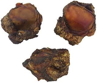 Jones Natural Chews Beef Knee Cap Dog Treat 50Ct