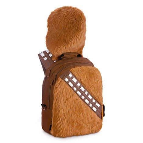 Disney Store Chewbacca Mochila - Star Wars