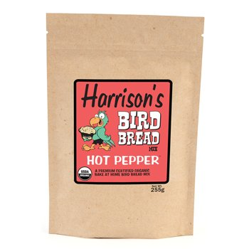 Harrison's Bird Bread Mix - Hot Pepper …