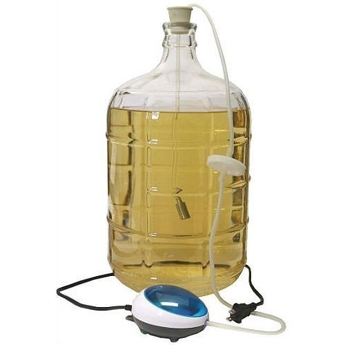 Complete Oxygenation System with Pump for Homebrew