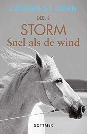 Snel als de wind (Storm Book 2)