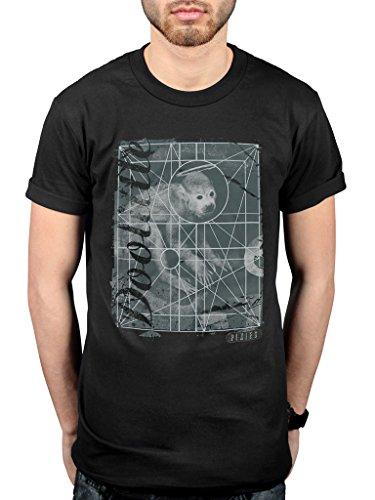 Camiseta oficial The Pixies Doolittle Merchandise Negro