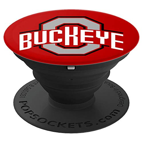 PopSockets: Ohio Pride Home State Fan Gift PopSockets Grip and Stand for Phones and Tablets
