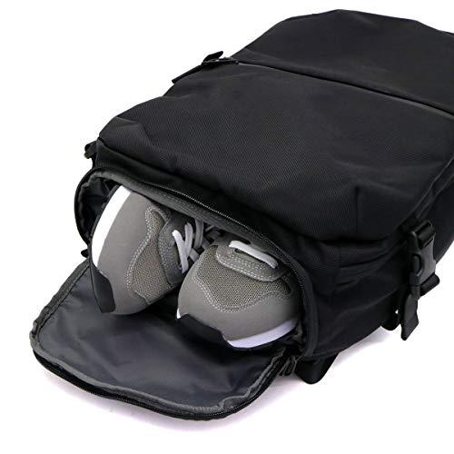 41 Fh5sr5cL-「Aer Travel Pack 2」を購入したのでレビューする!1〜3泊にぴったりのミニマルなトラベルバックパック