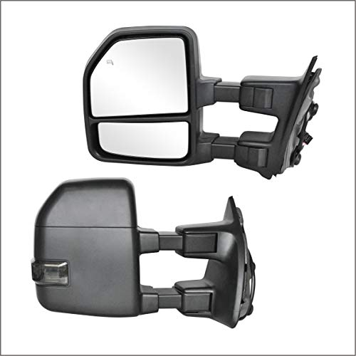 08 f250 towing mirrors - 4