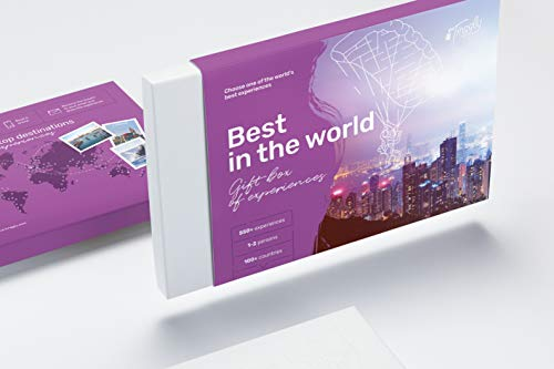 top christmas gifts vouchers and gift cards Best in the World - Tinggly Voucher/Gift Card in a Gift Box