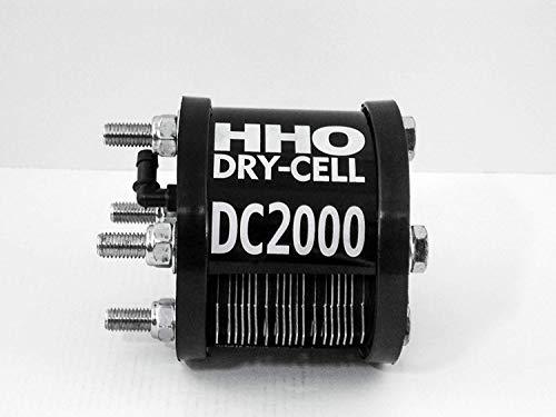 HHO Dry Cell Generador dc20002,2ipm 100% inox Hidrógeno