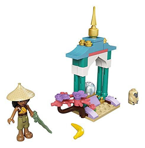 LEGO Disney Princess Raya and The Last Dragon 30558