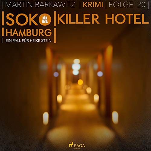 Couverture de Killer Hotel