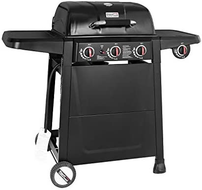 Royal Gourmet SG3001 3 Burner Propane Gas Grill for BBQ Patio Backyard Outside Cooking Black product image