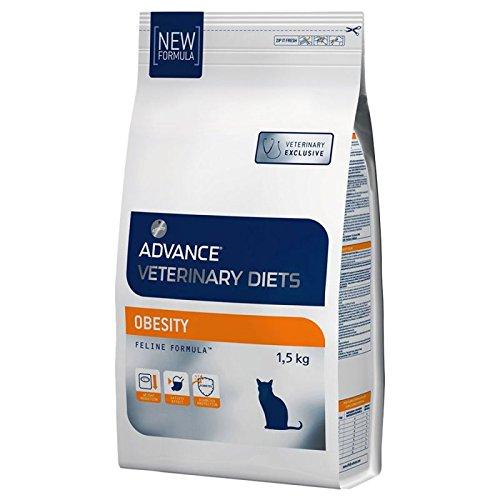 Advance Veterinary Diets obesity Feline 8 kg. Un alimento saludable para gatos