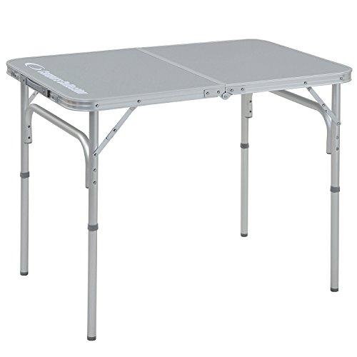 キャンパーズコレクション フォールディングテーブル(幅60奥行90) YAT-6090