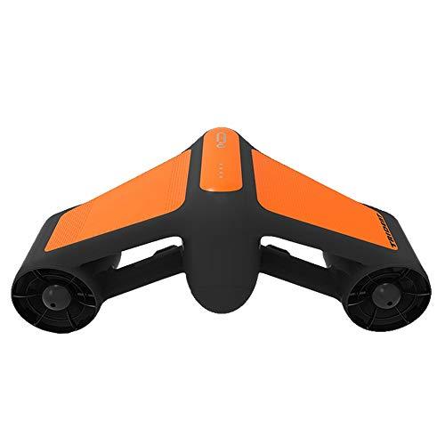 HXC Unterwasser Scooter Trident Unterwasser Dual Speed Tauchscooter Wasser Propeller Scooter Sea Wasser Sport Ausrüstung zum Tauchen im Flachwasser, Schnorcheln*