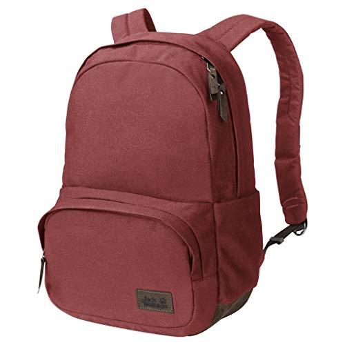 Jack Wolfskin QUEENSBURY Bequemer Daypack, Auburn, ONE Size