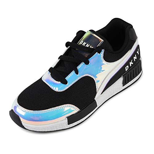 DKNY Mädchen Sneaker Turnschuhe D39027 (35 EU)