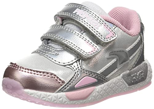 PRIMIGI PBM 84470, Zapatillas Bebé-Niñas, Argento Rosa, 20 EU