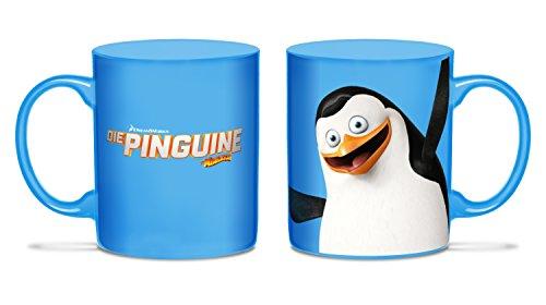 Die Pinguine von Madagascar Kaffeebecher Private exklusic